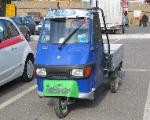 a light utility vehicle called